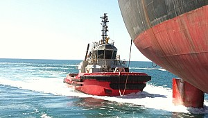 UZMAR and Saam Smit Canada Inc. signs contract for building a 80t BP IMO Tier III Tug