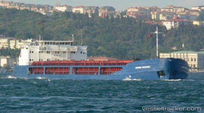 Auxiliary engine failure in Izmir