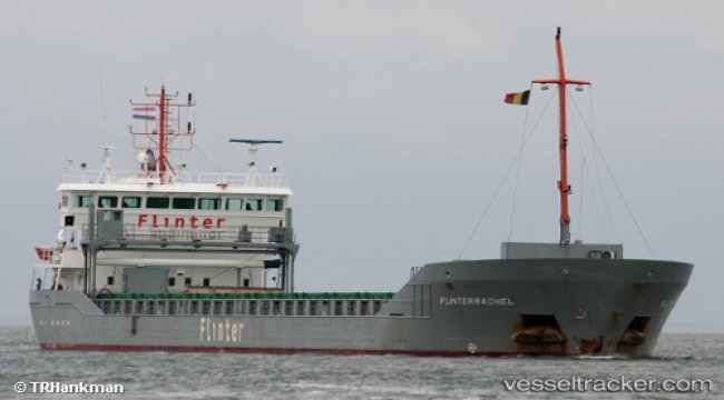 Cargo ship disabled in Dover Strait