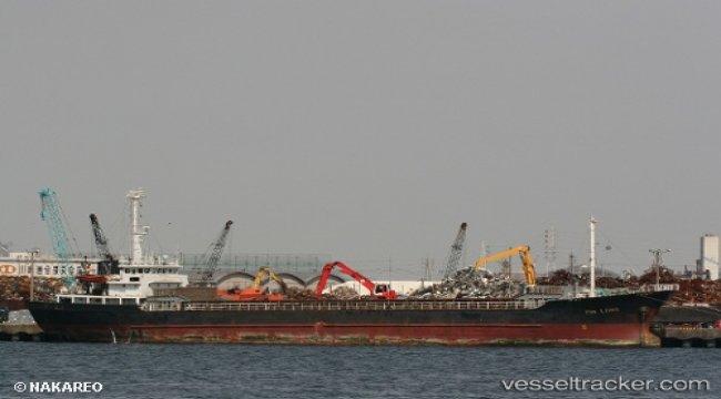 Engine failure in Japan Sea