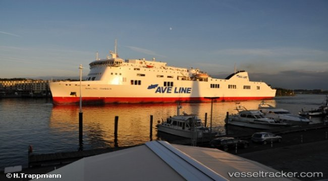 Ferry suffered engine malfunction