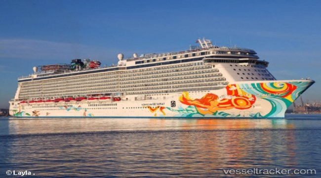 New cruise passenger record for Port of Southampton