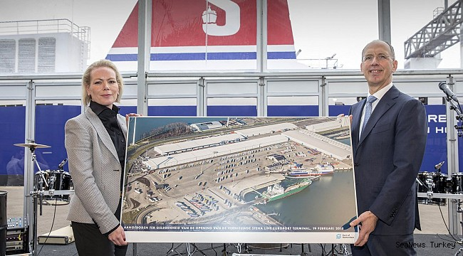 New quay for further Stena Line growth