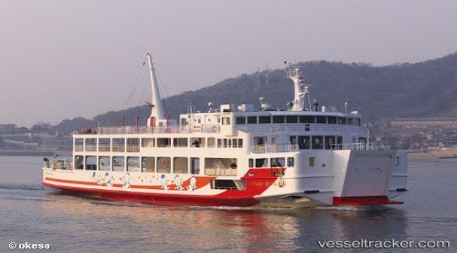 Passenger ship ran aground