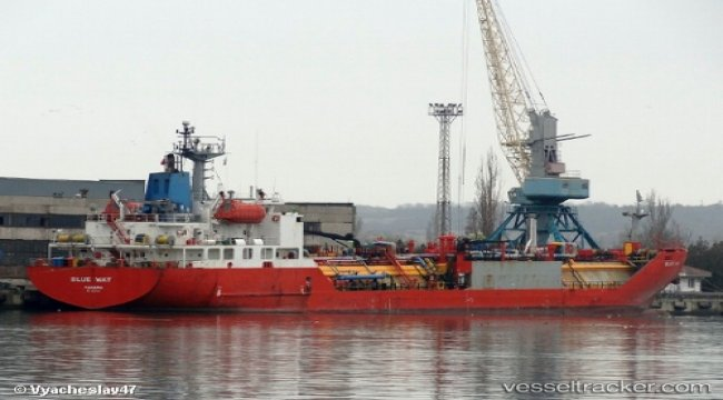 Tanker disabled in the Strait of Istanbul