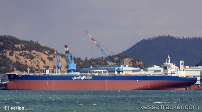 Bahri receives new VLCC