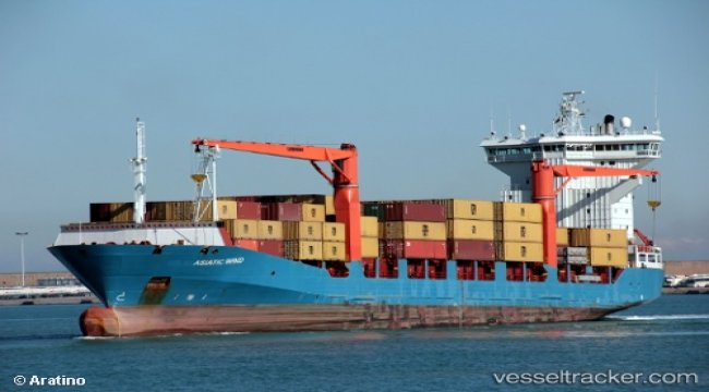 Bulkcarrier of North Korean origin detained in Indonesia
