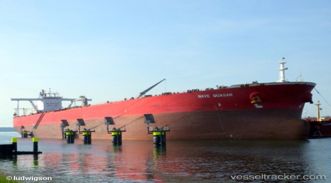 Texas City Hosts First Supertanker