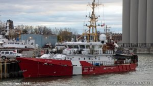 Engine failure in St. Lawrence River