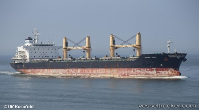 Bulkcarrier arrested in Marsaxlokk