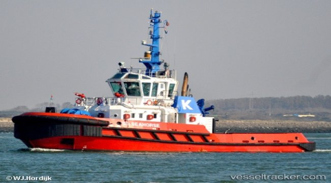 Disabled tug towed to Varna