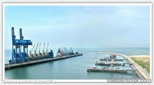 Ennore port expansion gets green nod