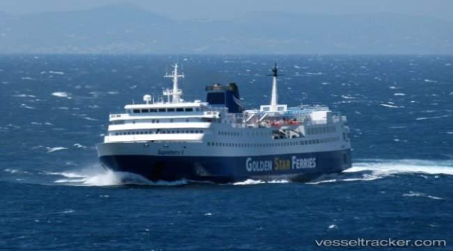 Golden Star Ferries launches new Thessaloniki-Volos route via the Sporades archipelago