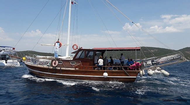 Great environmental cleaning campaign in Turkey's Aegean holiday resort Ayvalık