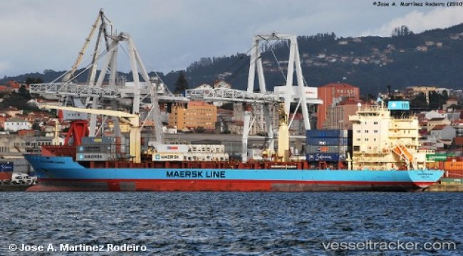 Maersk ship saved 113 migrants