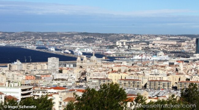Marseille welcomes 5179-passenger MSC Seaview