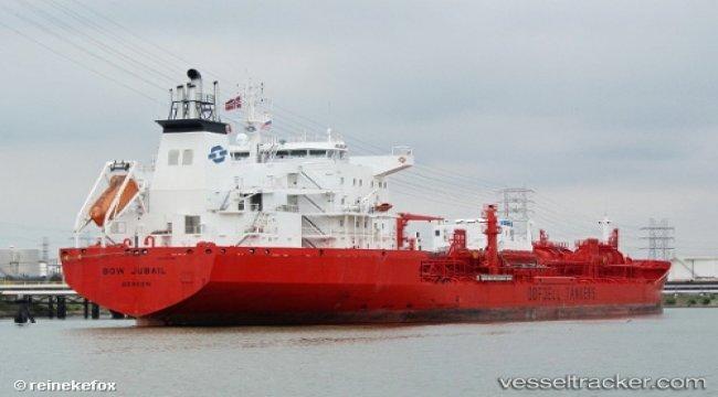 Oil pollution in Rotterdam following tanker allision