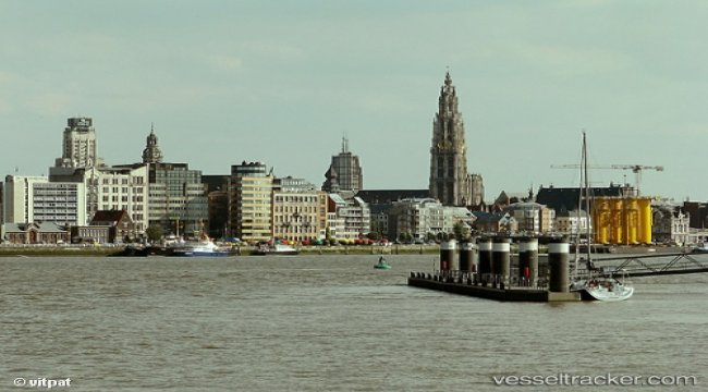 Port seeks to double rail volume with Railport Antwerpen