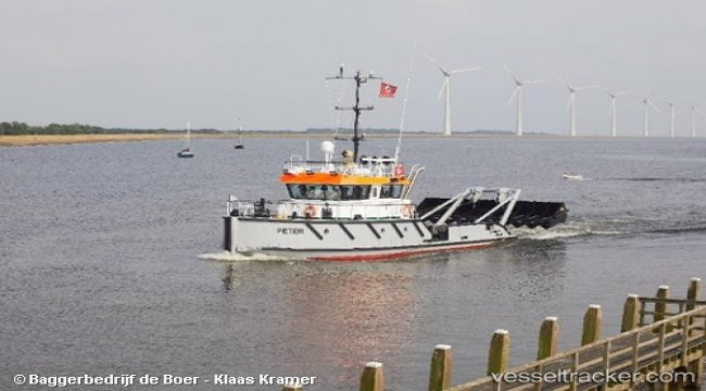 The world's 'greenest' bed leveller for Dutch Dredging