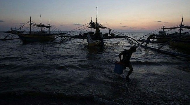 15 jailed Filipino boat captains in Indonesia released
