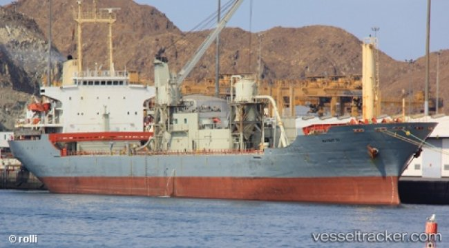 Cement carrier constructive total loss