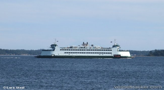 Ferry suffered water jacket leak
