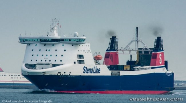 STENA FREIGHTER bought by Jeff Bezos's Blue Origin