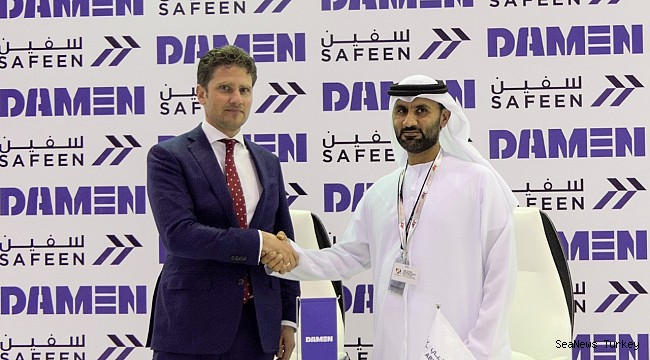 Damen Shipyards Group and Abu Dhabi Ports sign contract for two Damen ASD Tugs 2411