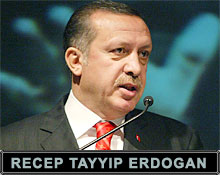 "Erdogan:""Busy Straits threatens us"""