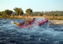 More rafting coming to Alanya