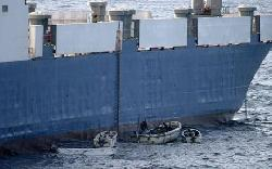 Somali forces free Panama ship from pirates