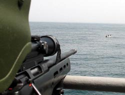 Turkey to take over command of CTF-151 to fight Somali piracy