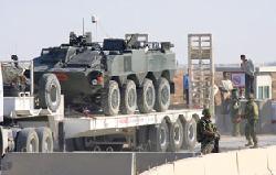 Ankara: US seeks to ship non-combat equipment from Iraq through Turkey