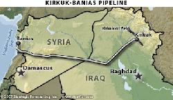 Iraq, Syria Agree to Build Cross-Border Oil, Gas Pipelines