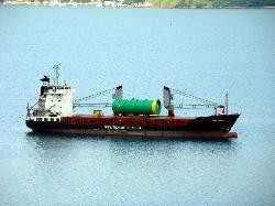 Somali pirates hijack Panama Flag MV Lugela with 12 Ukrainians