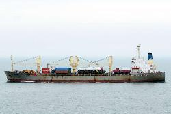 Robbers attack Chinese cargo vessel in Nigeria