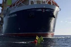 Activists end protest on Chevron oil ship in North Sea