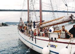 Grand old seafaring lady of Koman family settles in Turkey