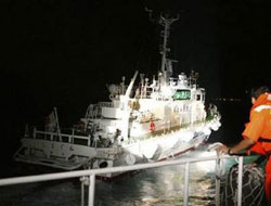 Japan asks for boat compensation from China