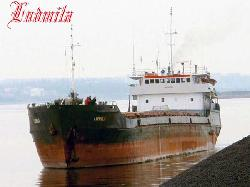 Ludmila crew awaiting payment in Turkey