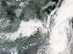 Typhoon Megi sank one more vessel