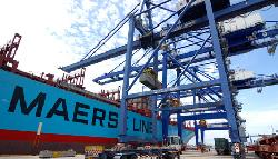 Maersk withdraws Asia service – temporarily
