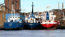 ITF sends two ships to auction
