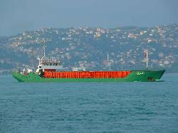 Explosion Onboard Turkish Dila-S, some crew injured