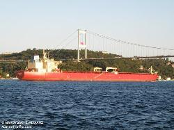 Russian tanker-Krasnodar collided with French trawler