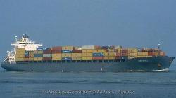 MSC Basel runs aground off Brisbane