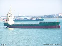 Pirates seized MV Albedo in Indian Ocean