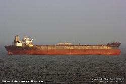 ex Exxon Valdez severely damaged in collision