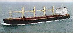 Hijacked ship heads towards Somalia