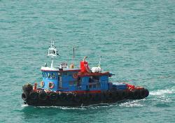 "Pirates robbed tug ""ASME"" in Singapore Strait"